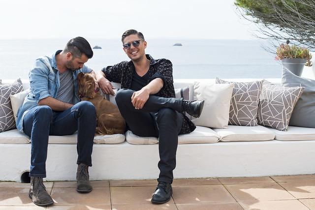 Ibiza living: Mauricio & Bradley, Coco Safari 51