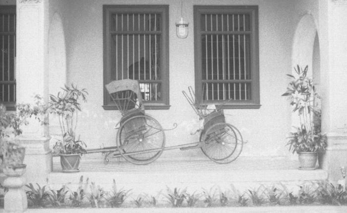 Blue House Penang