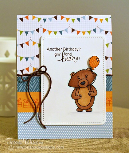 Bear It Birthday Card 1