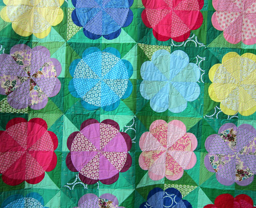 Gathering Flowers pattern by Anna Maria Horner