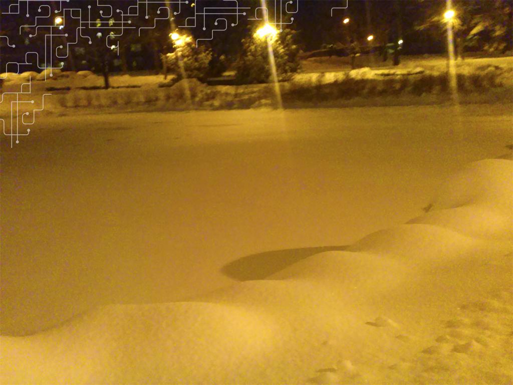 Dias de aulas canceladas pela nevasca