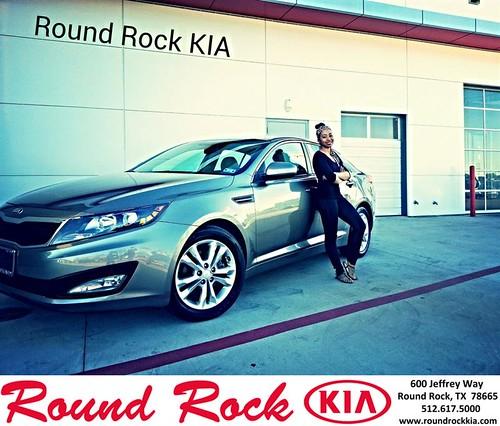 #HappyBirthday to Shelia Roberson from Kelly  Cameron and everyone at Round Rock Kia! by RoundRockKia