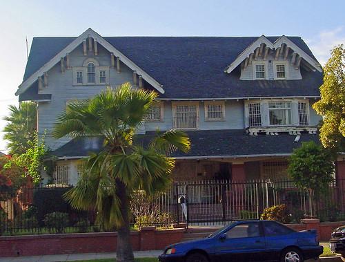 28a - Johnson Residence -  2241 S Hobart Blvd (E)