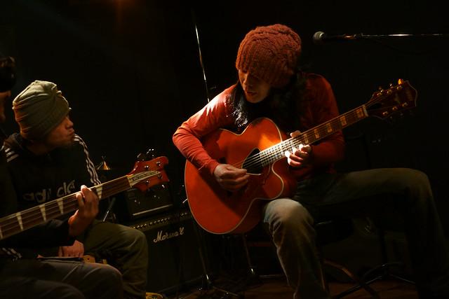 SPUTNIK KOMBINAT live at Reef, Tokyo, 20 Mar 2014. 071