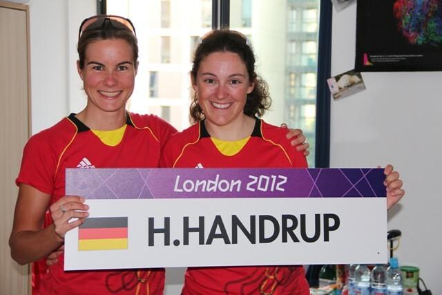 Ellen Heiny von den RACING STUDENTS möchte mit Henrike Handrup nach Rio 2016