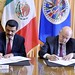 OAS Signs Agreement with Mexican State of Hidalgo to Host Forum on the Convention of Belem do Pará