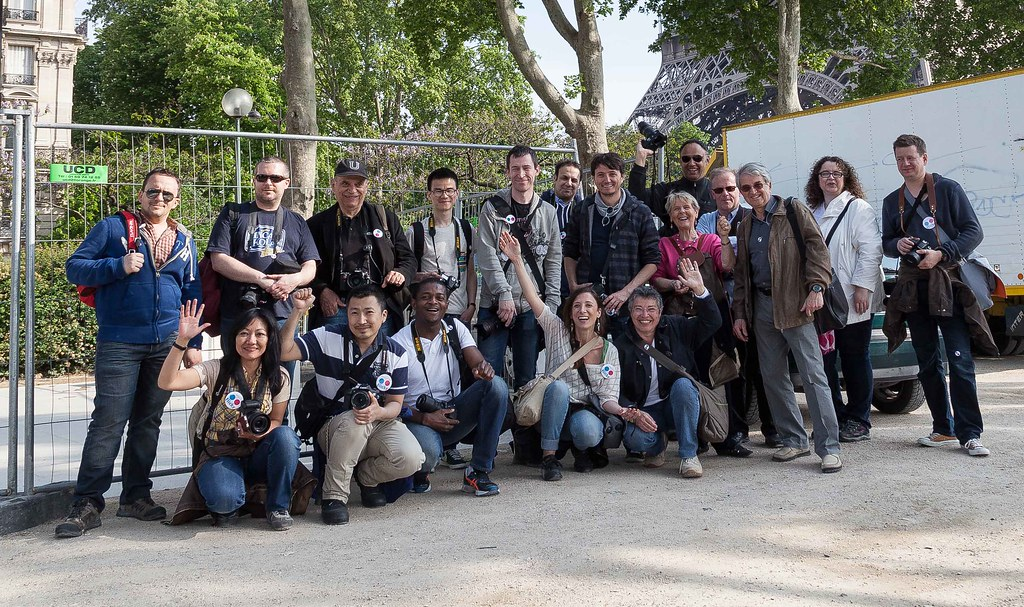 Flickr Team Paris