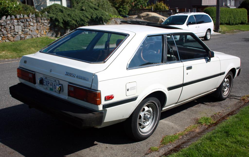 Fs 1981 Toyota Corolla Liftback