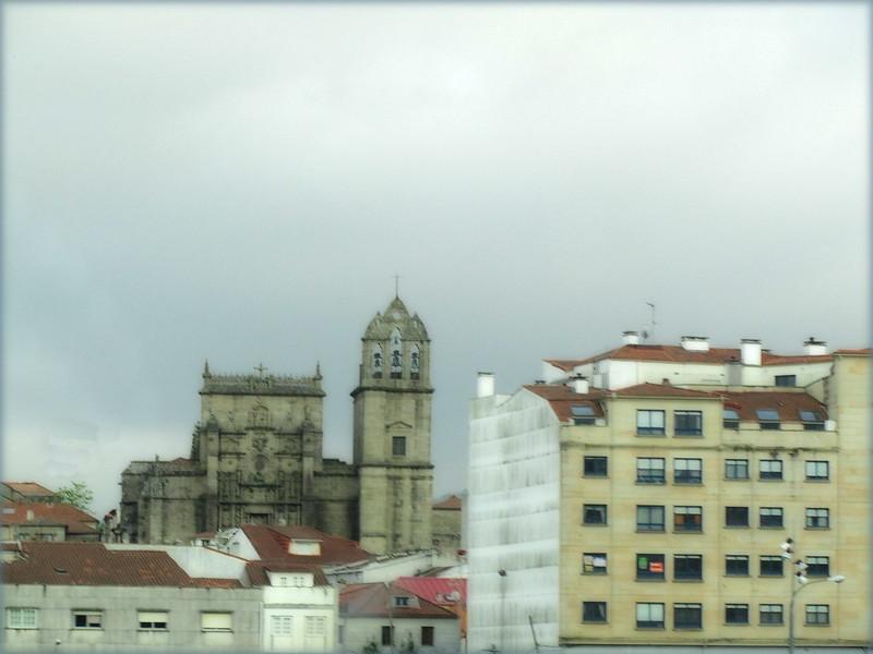 Santa María en Pontevedra