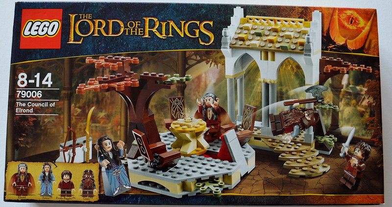The Council of Elrond review