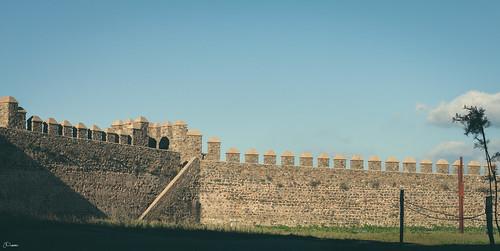 Muralla de Cumbres Mayores