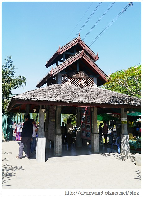 泰國-泰北-清邁-The Pai World War II Memorial Bridge-二次世界大戰橋-湄宏順府-pai 拜縣-1095公路-pai river-傑克船長-神鬼奇航-明信片-開新旅行社-開心假期-大興旅遊公司-泰國觀光局-15-493-1