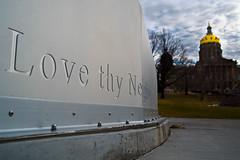 Iowa Holocaust Memorial