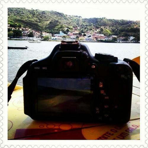Eh  menina que viaja. #Canon,  #ciadeviagem, #lentequerevela, #Bahia, #recôncavo,