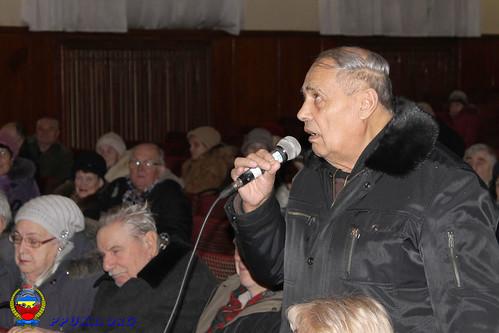 Конференция Светловодской городской организации Партии Пенсионеров Украины 28 января 2014 г. (25)