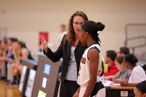 Adelphi Panthers women's basketball coaches