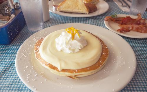 Lilicoi pancake