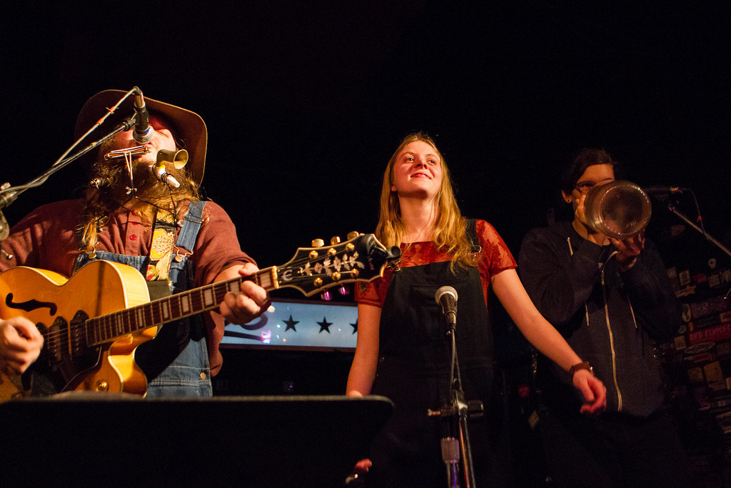 Root Marm Chicken Farm Jug Band for Lincoln Exposed 2015 | 2-5-2014