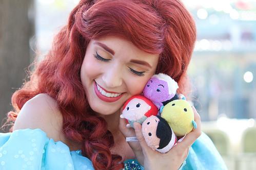 Ariel & Tsums