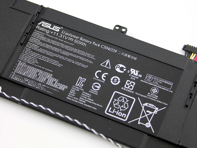 Asus UX303LN - Chiếc Zenbook nhỏ gọn di động - 61490