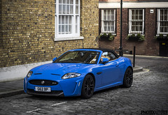 Jaguar xk r-s with some bits from gt