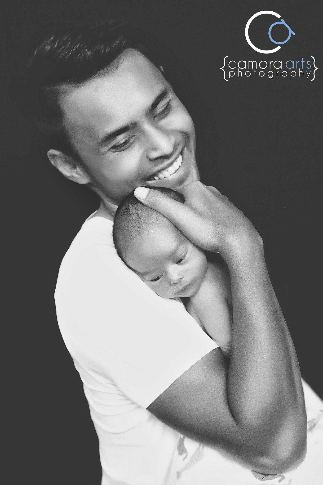 Gambar Baby Newborn Aidil Zafuan & Zarema Zainal