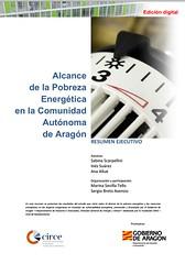 Alcance de la pobreza energética en la Comunidad Autónoma de Aragón