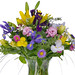 Spring Chic Valentine — Leanne and David Kesler, Floral Design Institute, Inc., in Portland, Ore.