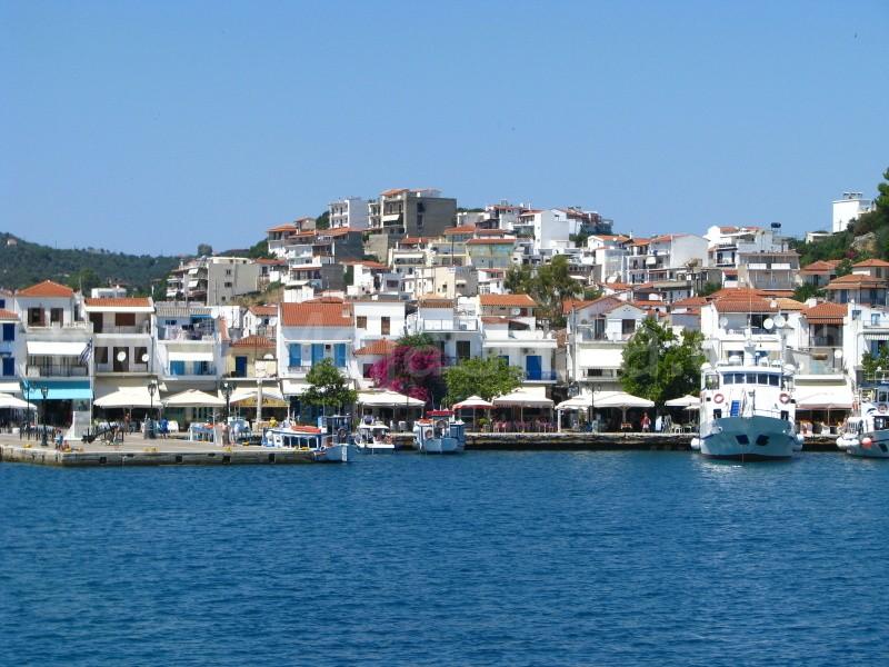 Skiatos Skiathos island greece