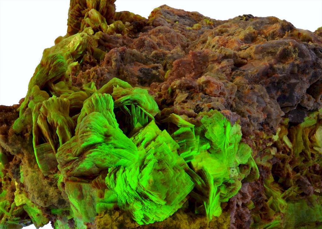 uranocircite uranium mineral