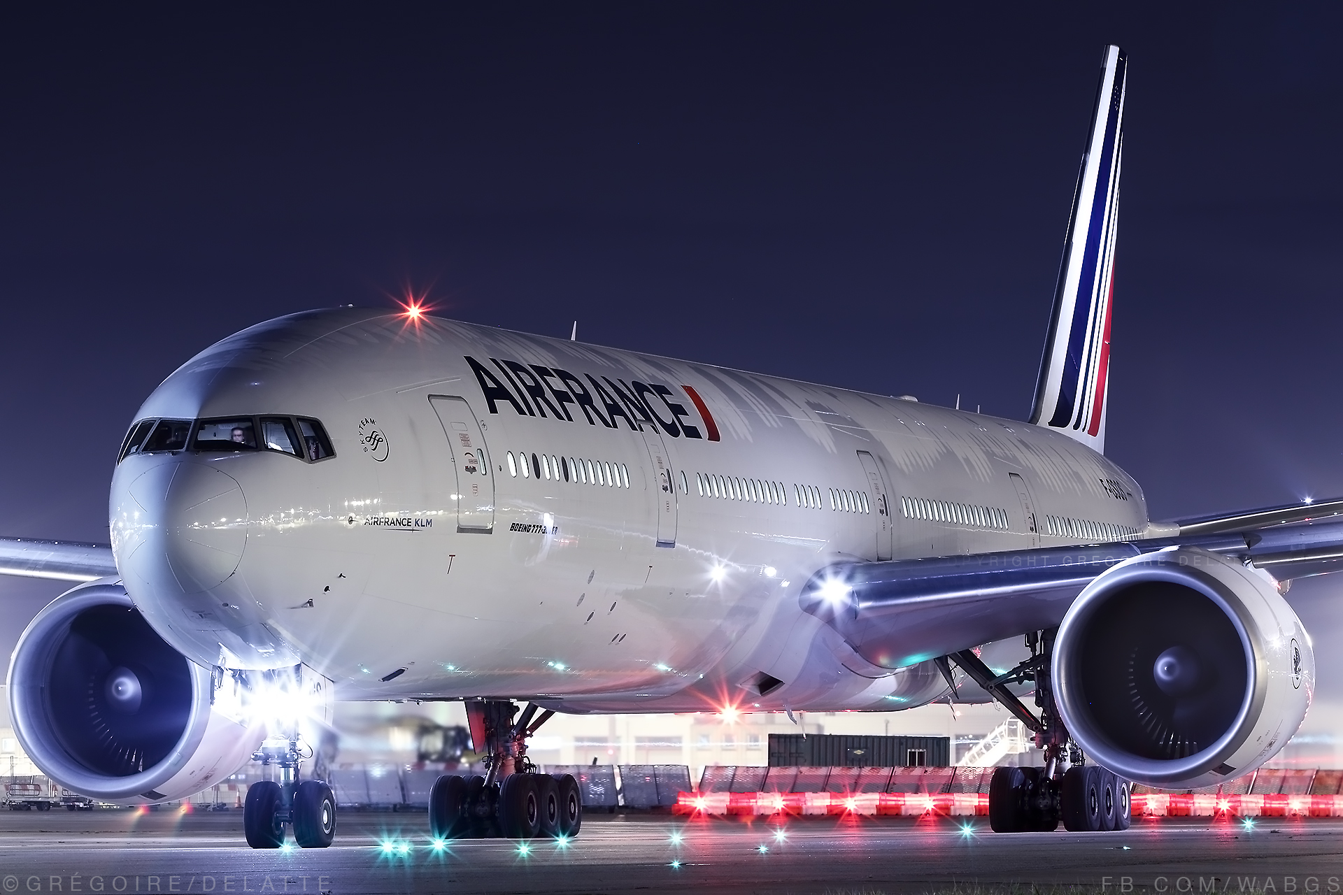 ORY | Boeing 777-300ER | Air France