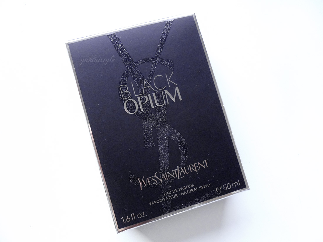 YSL Black Opium Eau de Parfum review