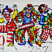 great stamp Germany 40 pf. (carnival, Kölner Karneval 150th anniversary Cologne Fasching Köln Mardi Gras) Briefmarke selo sellos bollos timbres Allemagne карнавал 狂欢节 Colonia Kēlóng 科隆 kuánghuānjié Germany stamps Allemagne Alemanha Alemania Duitsland