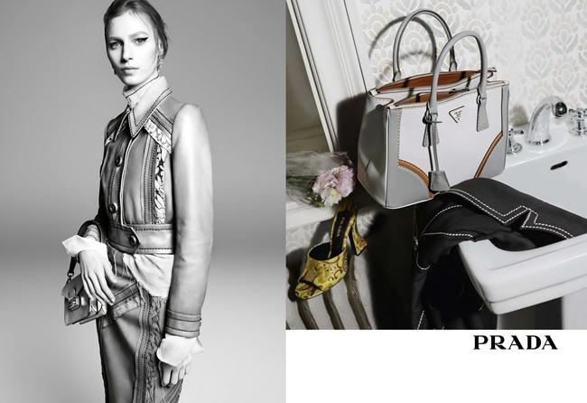 4 Prada SS15 Womenswear Adv Campaign image
