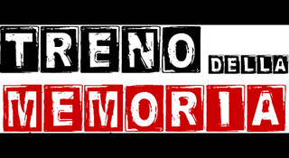 treno della memoria logo