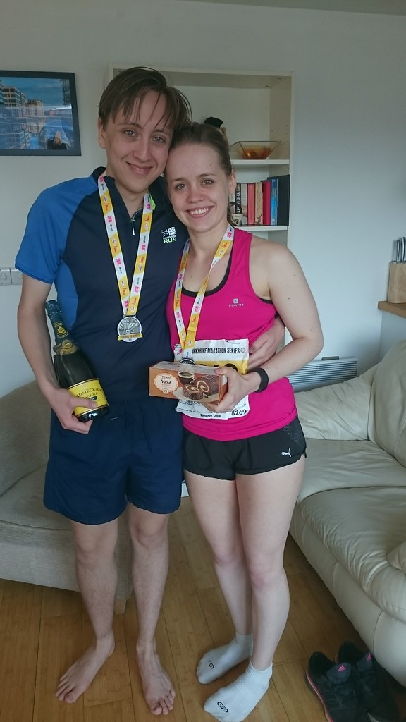 2016-05-08 Leeds half-marathon