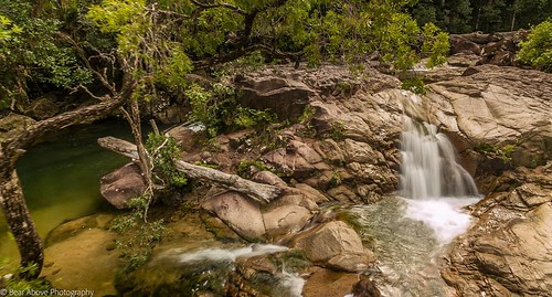 Finch Hatton George.. #water #waterfalls #scenic #nationalpark #rocks #views #drone #dji #aerial #aerialphotography #views #beautiful #finchhatton #mackay #mackayliving #photooftheday #photo #photography #photographer #landscape #bearabovephotography #pro