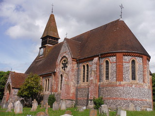 St. Mary the Virgin, West Dean