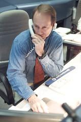 Astronaut Steve MacLean