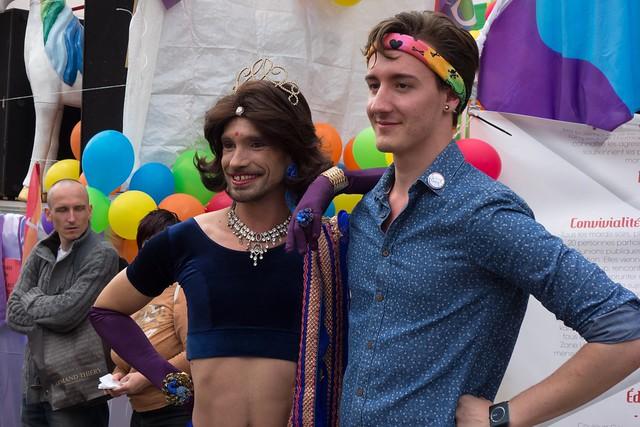 Marche des Fiertés LGBTI - Metz 2016