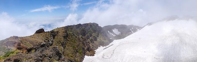 七高山からの風景