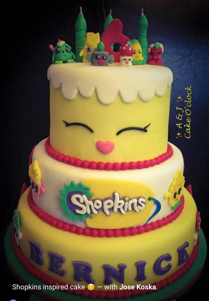 Cute Cake by The Wife of Jose Koska