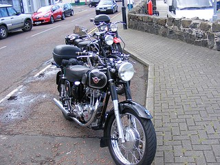 Matchless and BSA