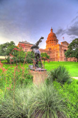 building austin texas unitedstates capital capitalbuilding hdr