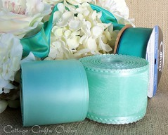 Aqua and Mint shades