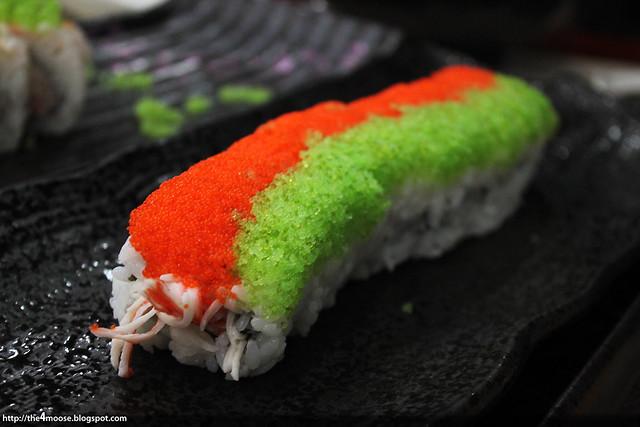 Domo Sushi - California Roll