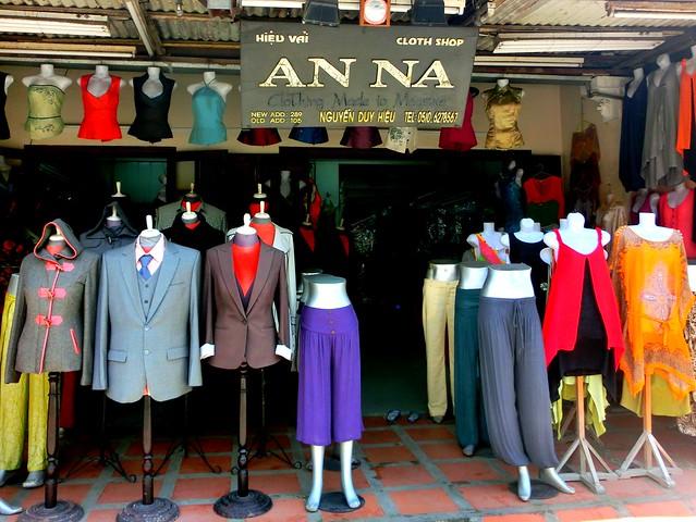 Vietnam clothes shopping online