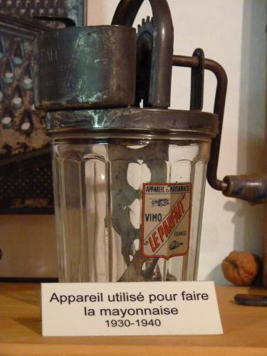 Musée des ustensiles de cuisine