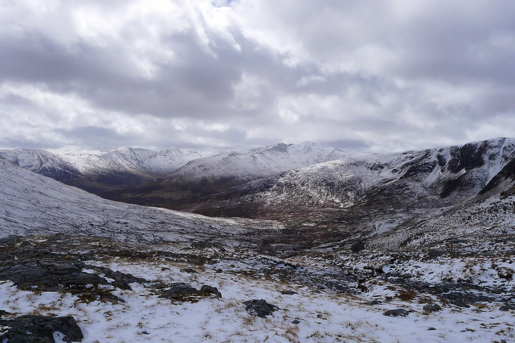 Looking towards Glen Affric
