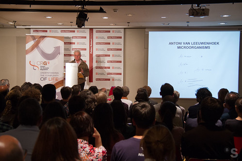 La Fundación Banc Sabadell patrocina la conferencia de Paul Nurse